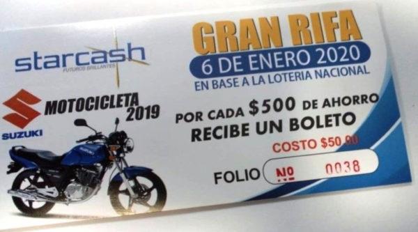 ¡Ahorra y llévate una moto!